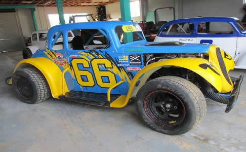 Legend Cars   Machinery Sales and Service   Reality Plus